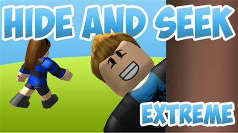 hide  seek extreme roblox