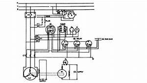 panel wiring diagram of an alternator youtube With circuit breaker panel wiring view diagram