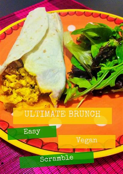Vegan Recipe Truck Sausage Tofu Scramble Easy