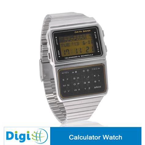 digitalo calculator time date display calculator