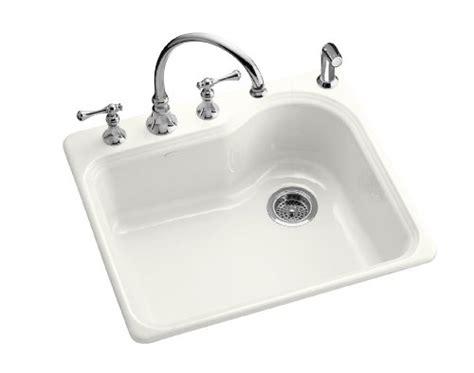 kitchen sinks cheap kitchen sinks kohler k 5802 3 0 meadowland self 2991