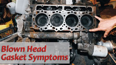 Detecting Head Gasket Issues And The Solution