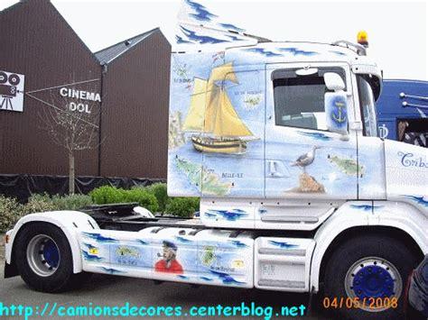 camion decore a vendre camions decores a dol de bretagne
