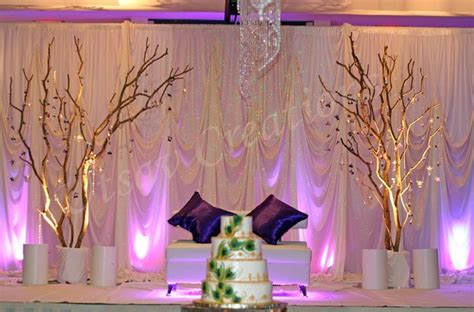 wedding stage decorations stage decor  backdrop