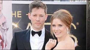 Amy Adams and her husband Darren Le Gallo - YouTube