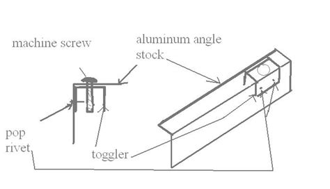 Boat Ladder Screws by Help Repairing Ladder Screws The Hull Boating