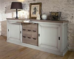 buffet berangere vazard With meuble peint couleur taupe 10 atmosphare carton