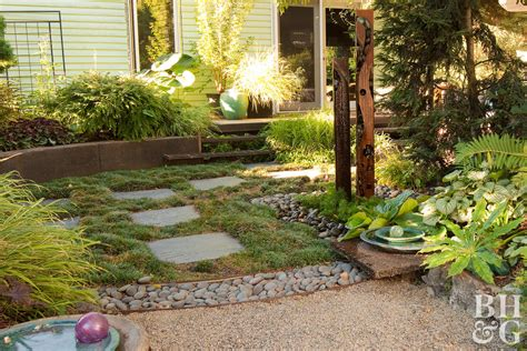 Simple Backyard Landscape Designs - easy landscaping ideas better homes gardens
