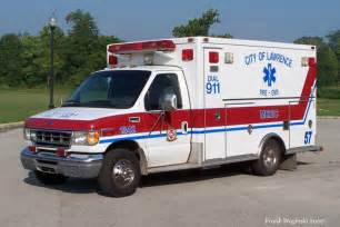 1996 Ford Ambulance