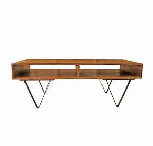 Couchtisch Metall Und Holz : design couchtisch russell kombination aus metall und holz ~ Bigdaddyawards.com Haus und Dekorationen