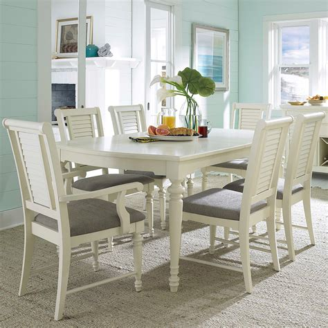 beach kitchen table and chairs dining room unusual dining furniture sale white