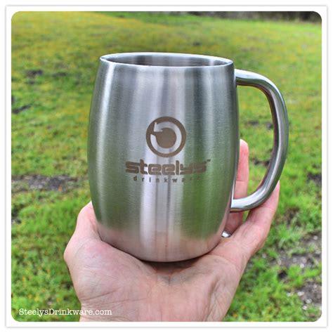 oz insulated barrel mug steelys drinkware