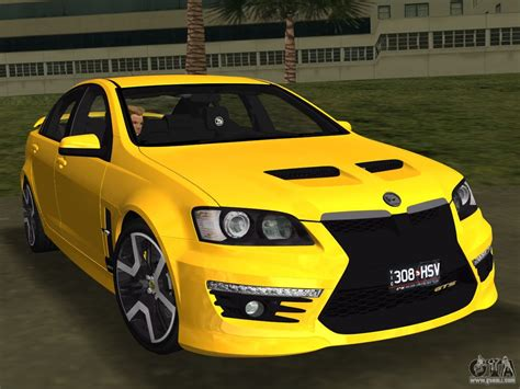 holden gts holden hsv gts 2011 for gta vice city