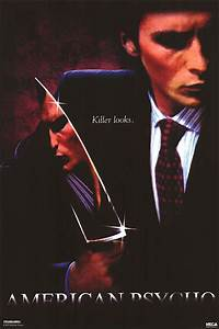 American Psycho movie posters at movie poster warehouse ...