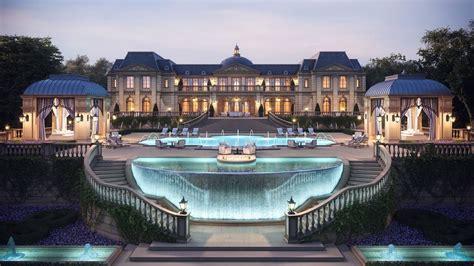 Amazing Gigantic Mega Mansion Design Proposal