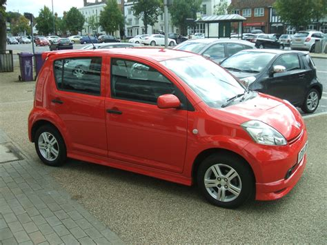 Daihatsu Sirion Photo by 2006 Daihatsu Sirion Photos Informations Articles