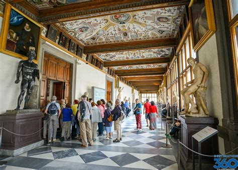 Uffizi Gallery - Museum Galleria Degli Uffizi