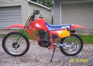 Honda Xr80 Manual