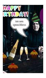 Happy Birthday Severus ! - Death Eaters Fan Art (18215020 ...