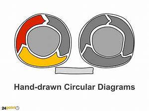 Hand-drawn Circular Diagrams