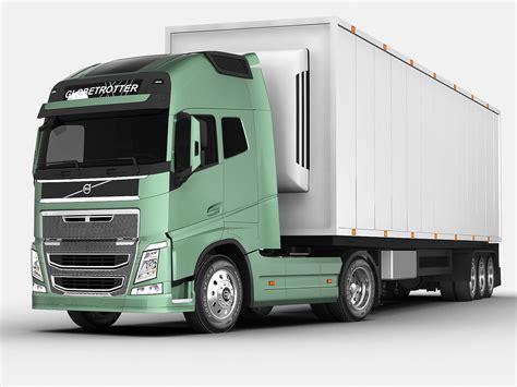 volvo trailer for max truck trailer
