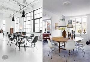 Table Ronde Ou Rectangulaire : salle manger table ronde ou rectangulaire paperblog ~ Melissatoandfro.com Idées de Décoration