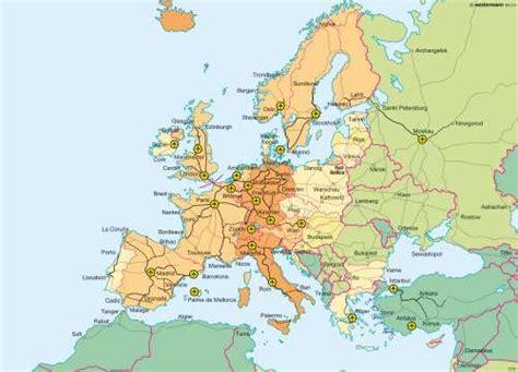 schienennetz europa karte  blog