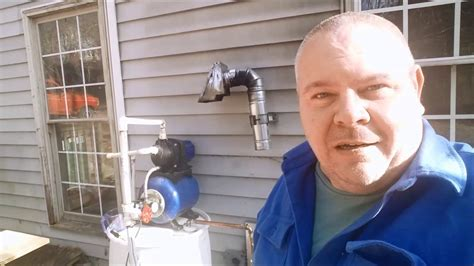 outdoor diy wood boiler home heat youtube