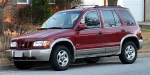 2000 Kia Sportage Ex
