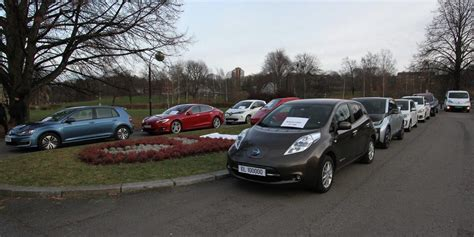 Total Electric Cars by Electric Cars Reach Record 42 Of S Total New Car