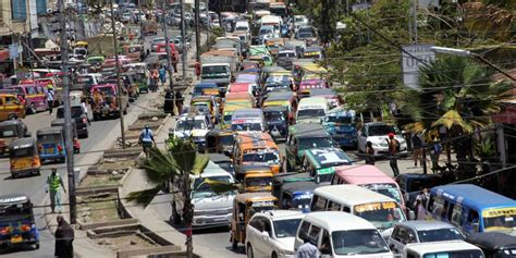 Mombasa Set To Get Commuter Rail Service To Ease Traffic
