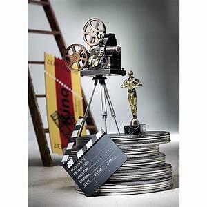Deco Claqueta de cine decorativa, 20 cm & Decoración en DecoWoerner