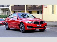 BMW 3 Series GT Review photos CarAdvice