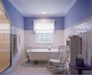 periwinkle blue paint bathroom traditional with blue wall With periwinkle bathroom