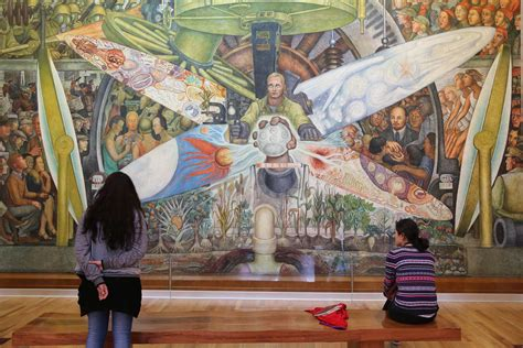 diego rivera rockefeller center mural controversy casa azul frida kahlo s home for a city a month