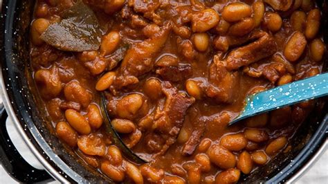 baked beans recipe bon appetit