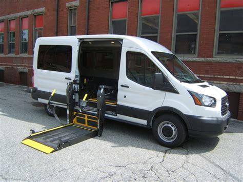handicap accessible vans national van builders