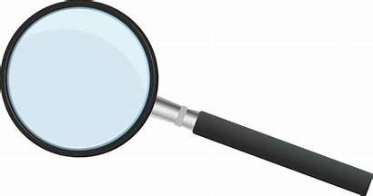 Magnifying Glass Increase Magnification Pixabay Transparent Vector