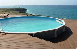 above ground pool decks for round pool pool deck coatings