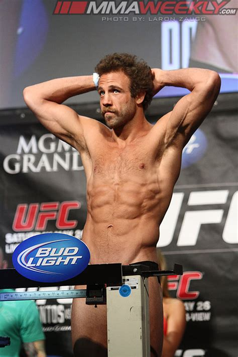 mmaweeklycom  kyle kingsbury ufc  weigh