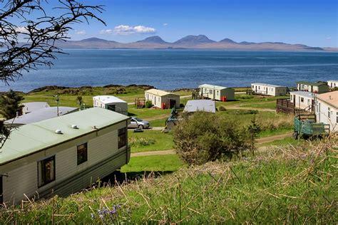 campsites holiday parks caravan parks  scotland