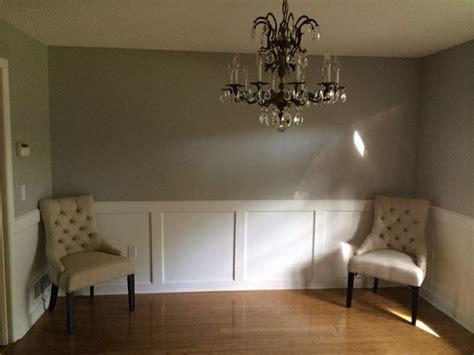 Light French Gray Dining Room