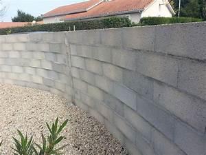 Construire Mur Parpaing : reprise ma onnerie mur arrondi 5 messages ~ Premium-room.com Idées de Décoration