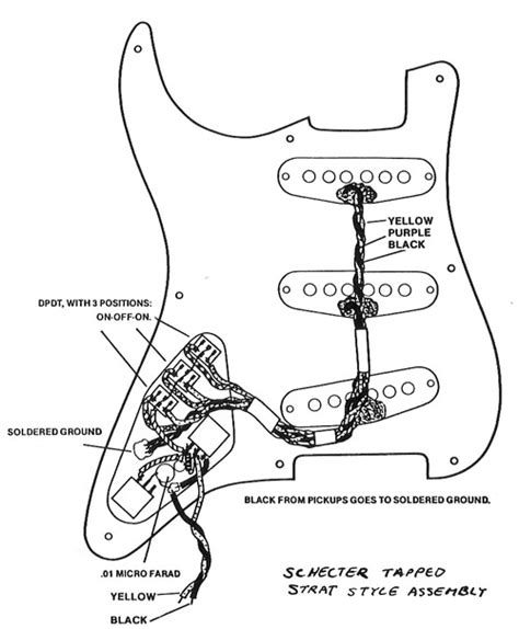 schecter guitar wiring diagrams 31 wiring diagram images