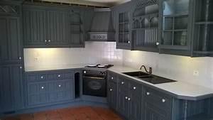 conseils idees deco pour relooker sa cuisine luka deco With deco cuisine pour meuble en merisier