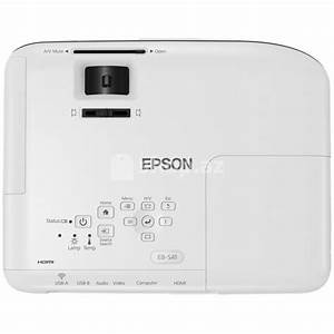 Epson Eb S41 User Manual