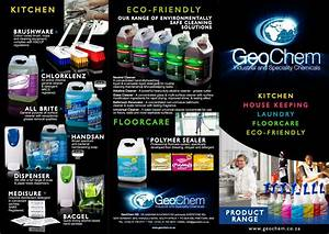 Geochem South Africa U2122 Industrial And Speciality Chemicals