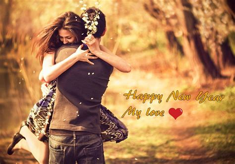 Happy New Year Love SMS| GF BF New Year Wishes for Lover