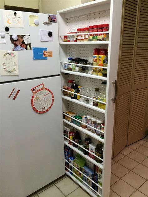 rolling spice rack kitchen storage spice rack slim spice canned goods