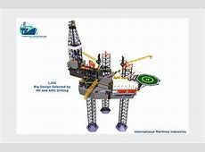 Robust jackup rig design from Lamprell Latest Maritime